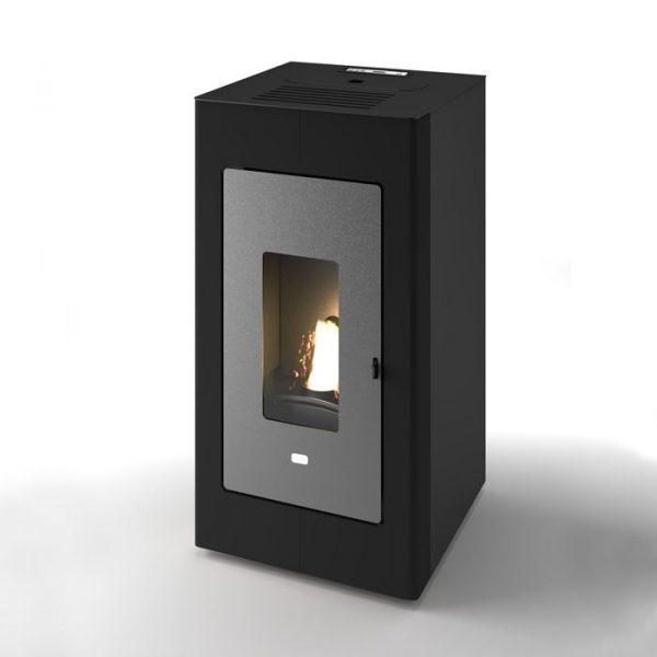 termostufa-stufa-a-pellet-idro-punto-fuoco-nera-